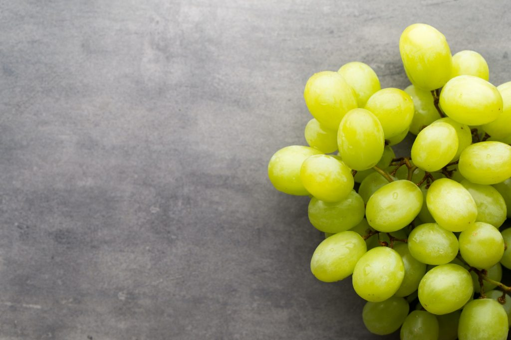 Why dogs can't eat grapes